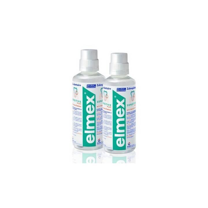 ELMEX Mundspülung Sensitive Plus (2 x 400 ml)