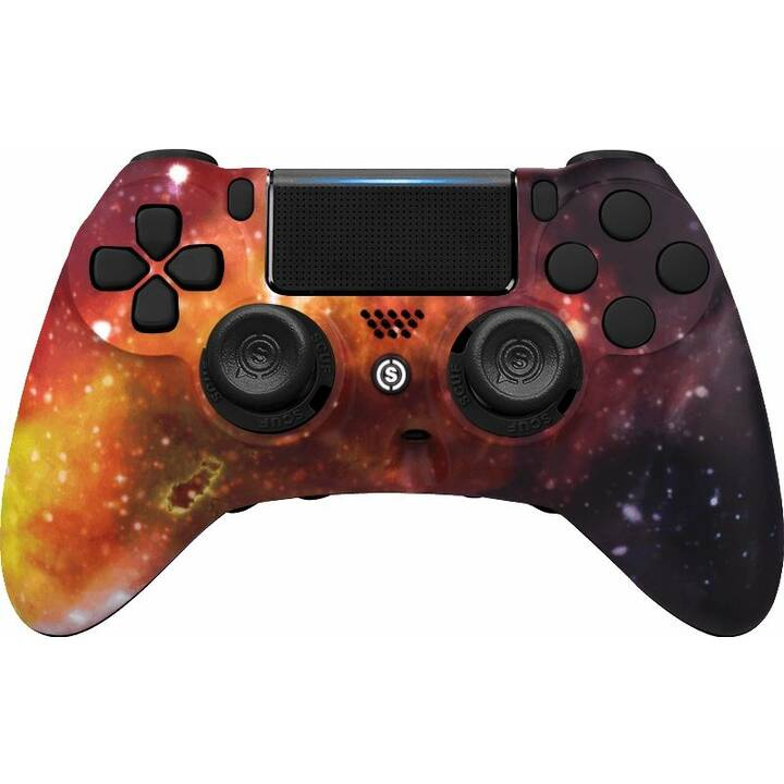 SCUF GAMING Impact - Supernova Gamepad (Orange, Violet)