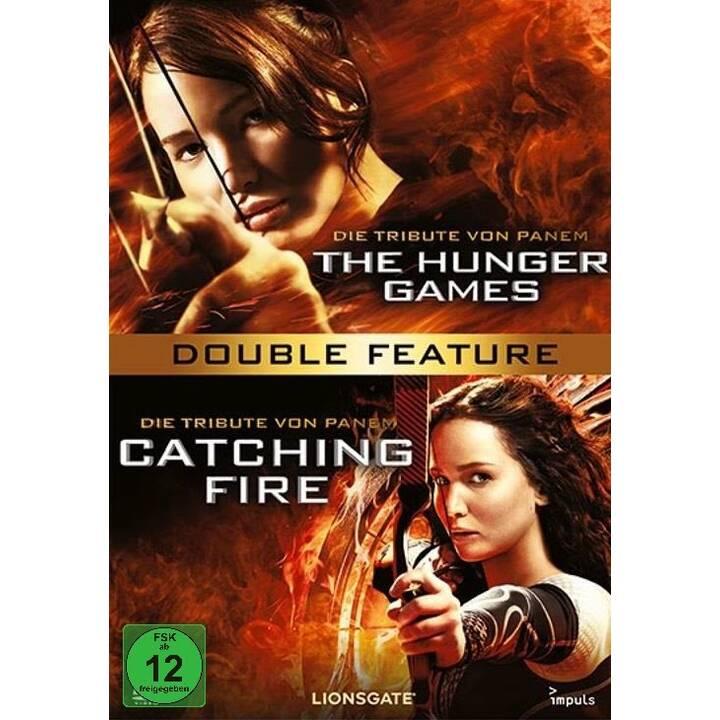Die Tribute von Panem-Hunger Games & Catching Fire (DE, EN)