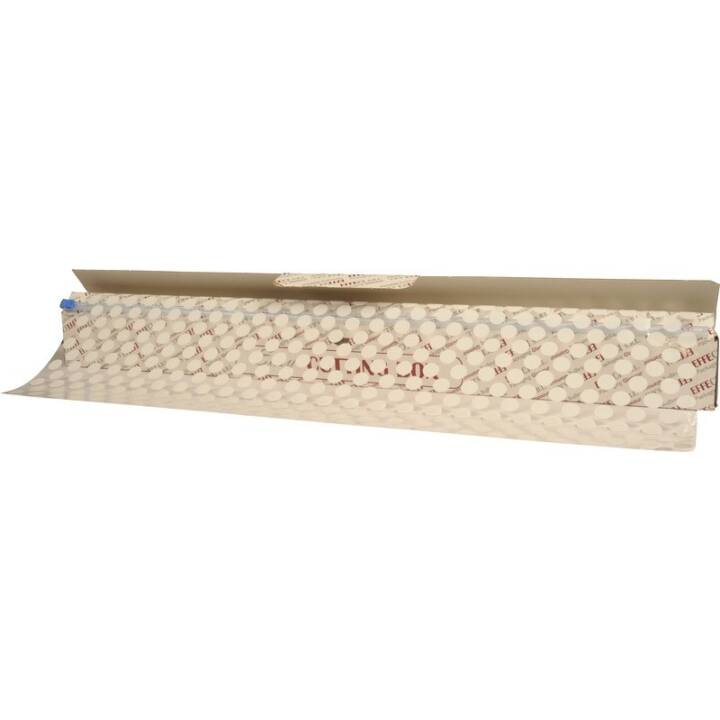 EASY CUTTING BOX Emballage cadeau (1 m x 50 m, Transparent, Pointé)