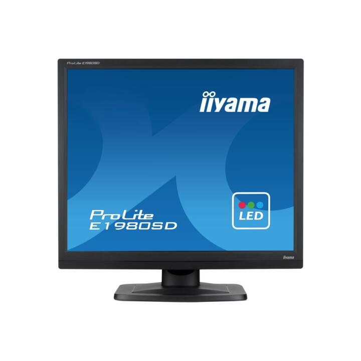 """IIYAMA ProLite E1980SD-B1 (19"""", 1280 x 1024)"""