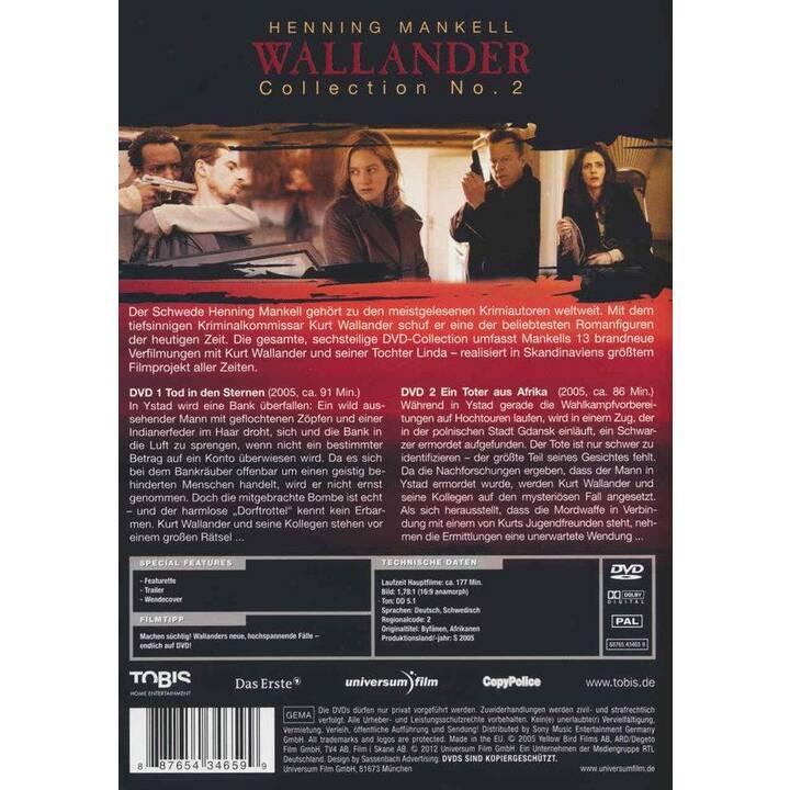 Wallander - Collection 2 (SV, DE)