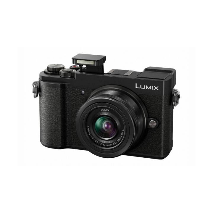 PANASONIC Lumix DC-GX9 + 12 - 32mm