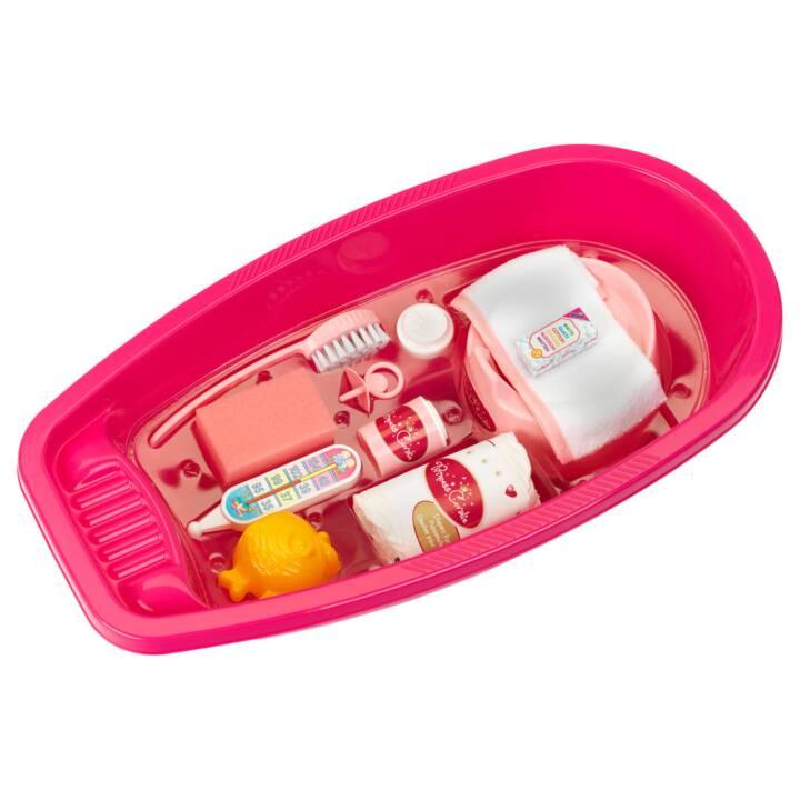 Vasca da bagno KLEIN-TOYS con accessori