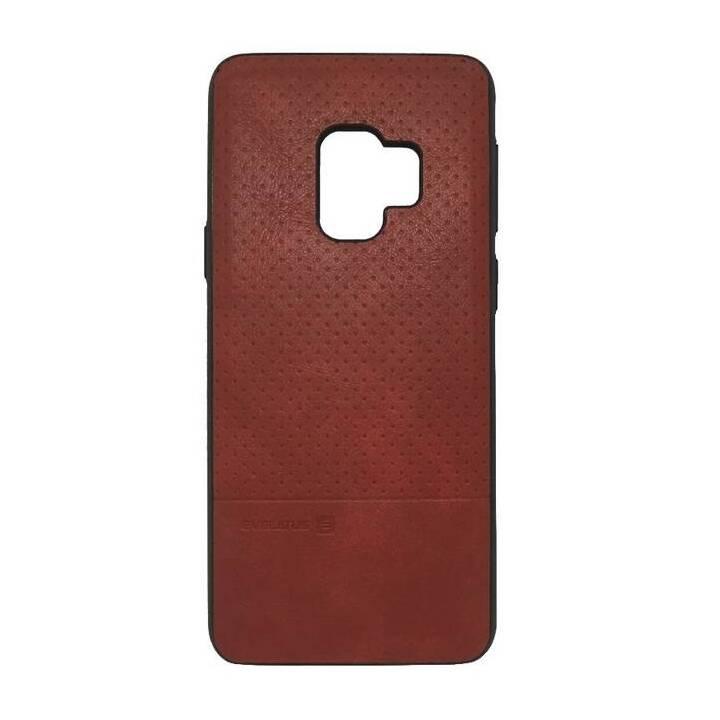 EVELATUS Backcover (Galaxy S9, Rot)