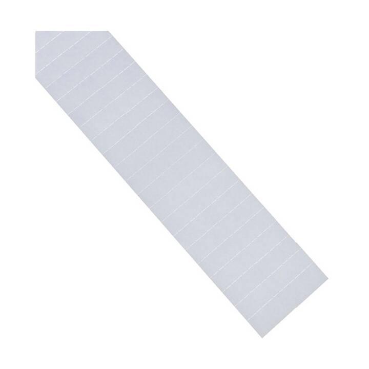 MAGNETOPLAN ferrocard 22 x 60 mm white