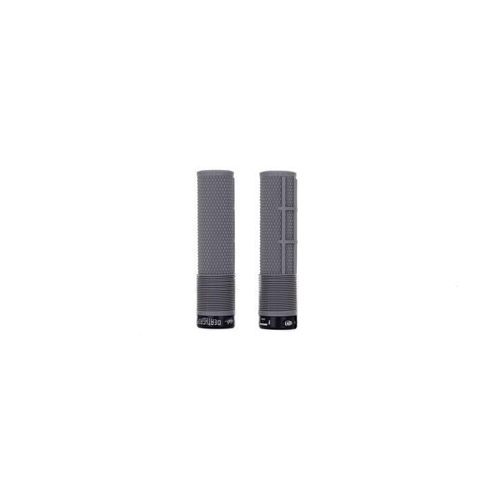DMR Maniglia per bici Death Grip (31.3mm, Grigio)