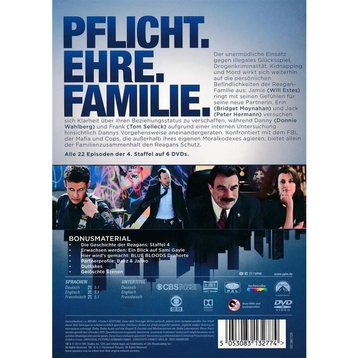 Blue Bloods Saison 4 (DE, EN, FR)