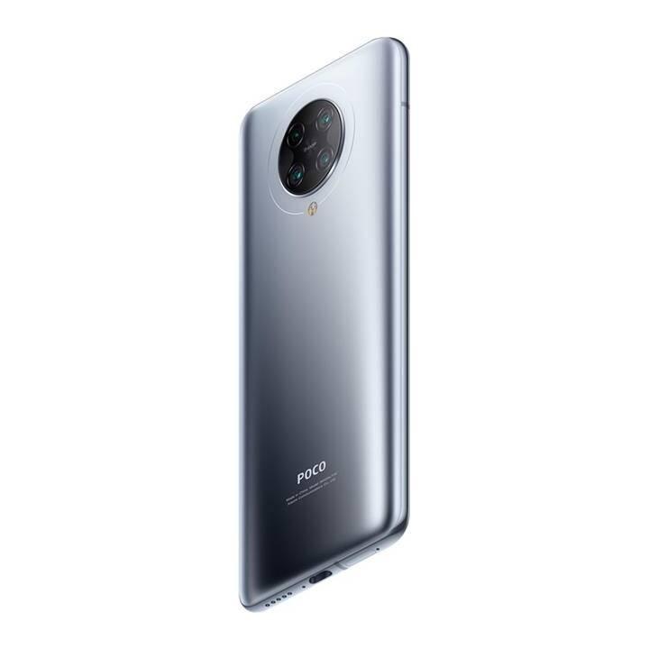 """XIAOMI Poco F2 Pro (5G, 128 GB, 6.67"""", 64 MP, Grau)"""