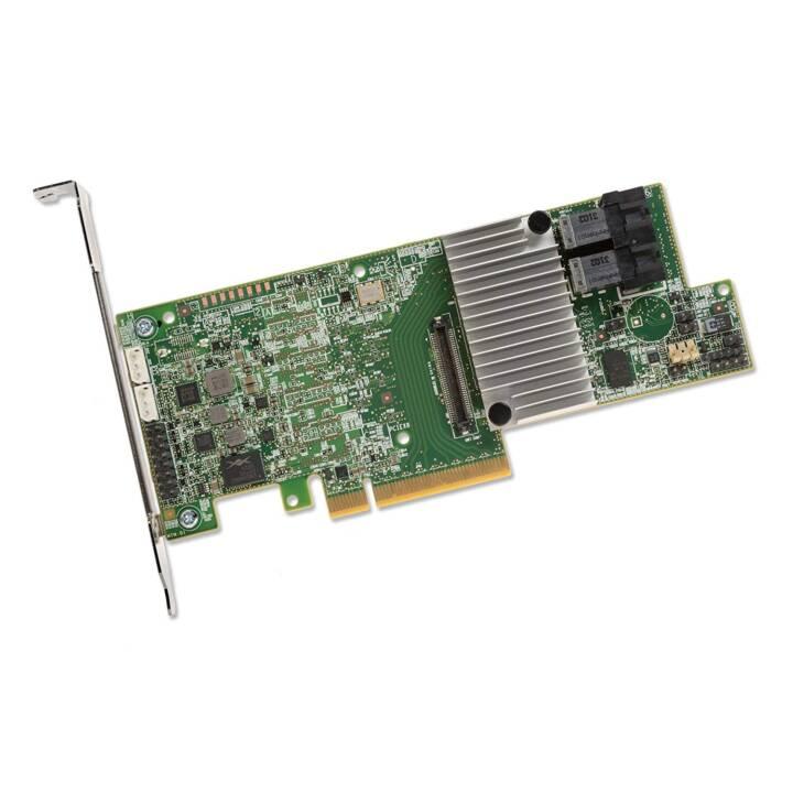 BROADCOM Carte contrôleur (PCI Express)