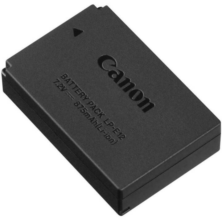 CANON LP-E12 Batterie de caméra LP-E12, Li-Ion, 875 mAh