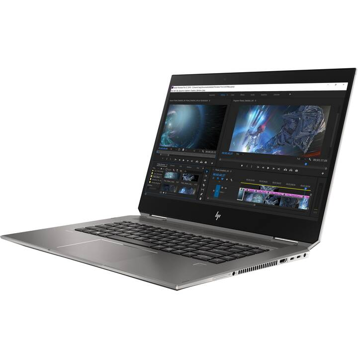 "HP ZBook Studio x360 G5 (15.6"", Intel Core i7, 8 GB RAM, 256 GB SSD, 0 GB HDD)"