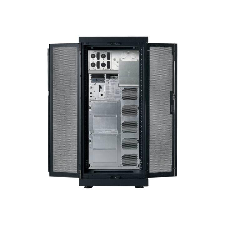 APC NetShelter SX 42U armoire serveur, noir