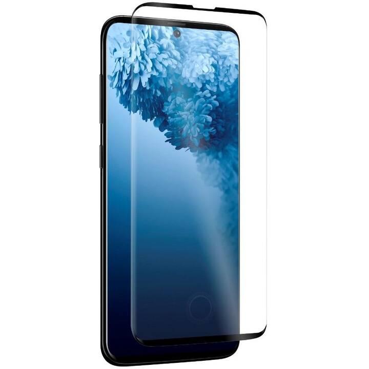 QDOS Vetro protettivo da schermo Glass Curve (Chiara, Galaxy S20+)