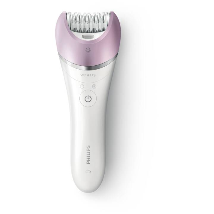 PHILIPS Satinelle Advanced (Violet, Blanc)