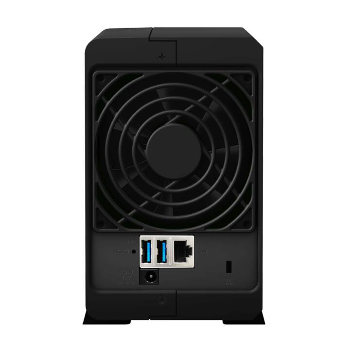 SYNOLOGY NAS DS218play 2 baies 12 To WD Rouge