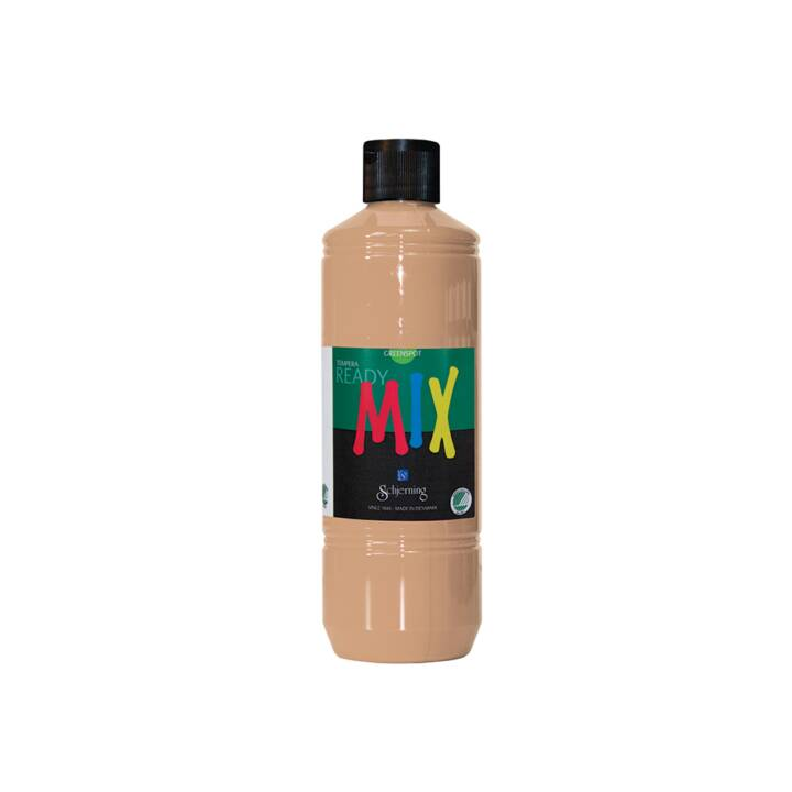 SCHJERNING Peinture pour bricolage ReadyMix (500 ml, Sable)