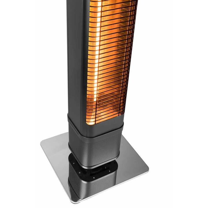 EUROM Infrarotstrahler Heat&Beat Tower (2200 W)