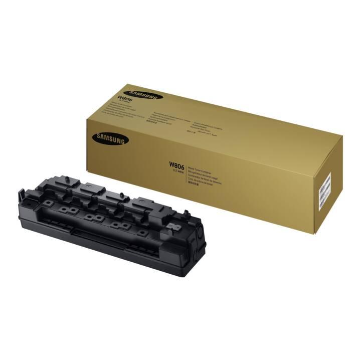 HP W806 Réceptacles pour toner (Noir, Jaune, Cyan, Magenta)