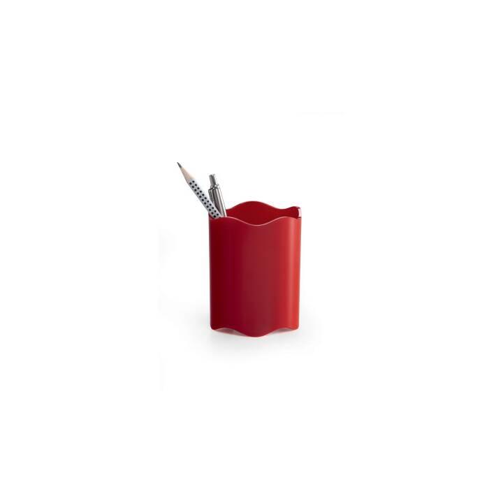 Portapenne DURABILE Trend rosso