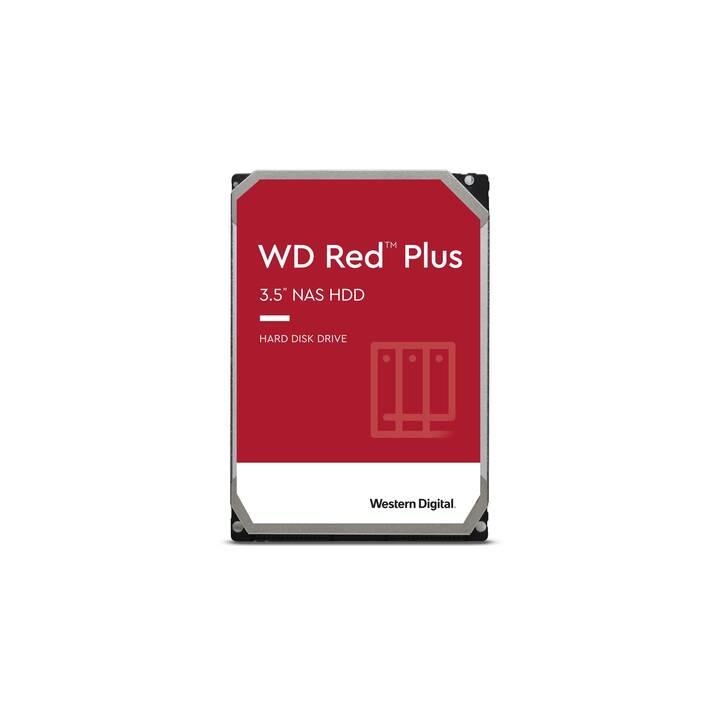 WESTERN DIGITAL WD Red Plus (SATA-III, 4 TB)