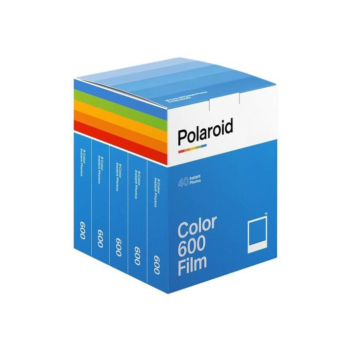 POLAROID 6013 Sofortbildfilm (Polaroid 600, Weiss)