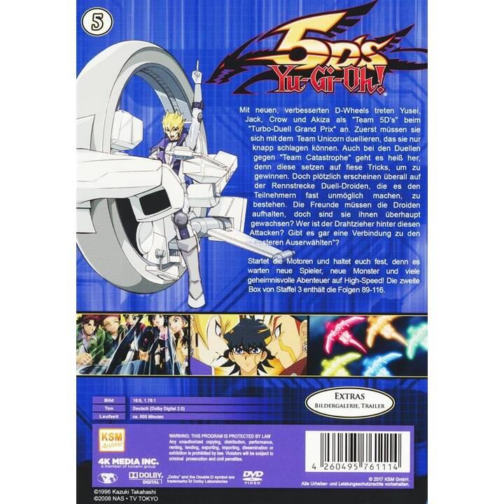 Yu-Gi-Oh! 5D's Saison 3 (DE)