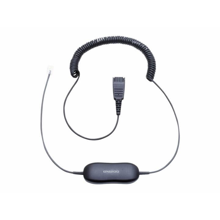 JABRA QD Smart Cord Cavo per cuffie