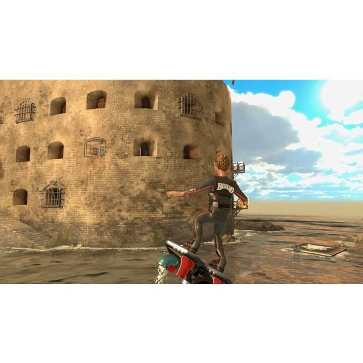 Fort Boyard (DE, EN, FR, IT)