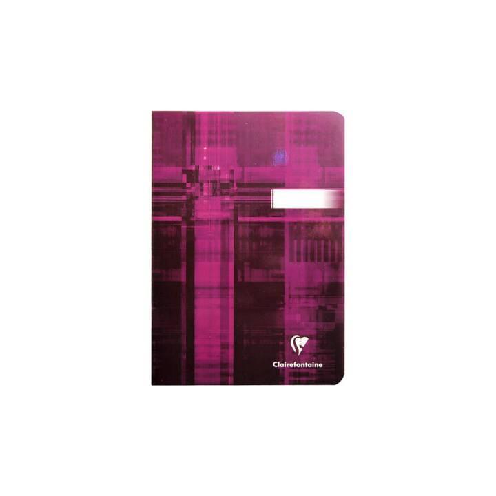CLAIREFONTAINE Notizheft A5 5mm 48 Blatt