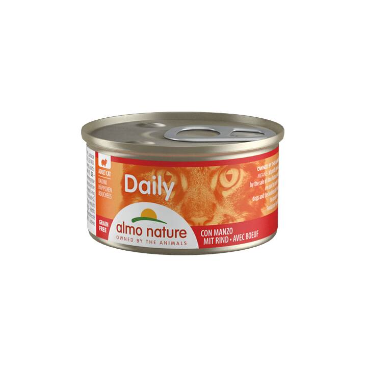 ALMO NATURE Daily (Adult, 85 g, Rind)
