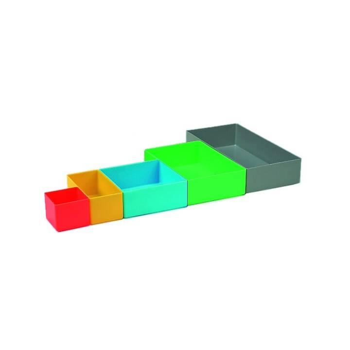 OPO Inserti a scoletta EcoSystem green (6.3 cm x 10.8 cm x 16.2 cm)