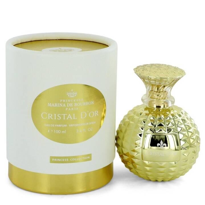 MARINA DE BOURBON Cristal D'or (100 ml, Eau de Parfum)