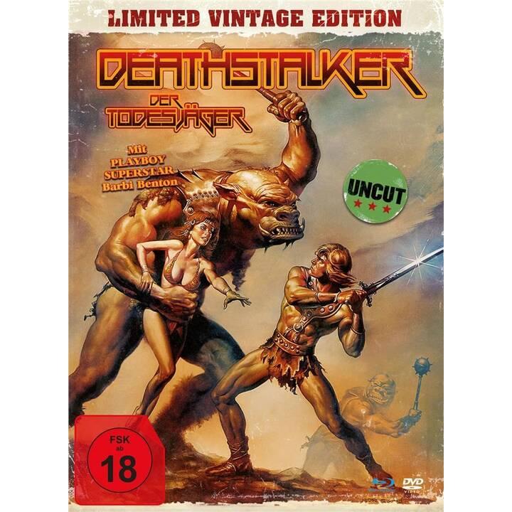 Deathstalker - Der Todesjäger (DE, EN)