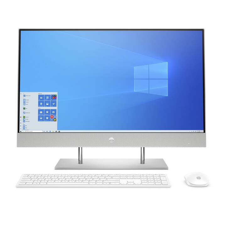 HP 27-dp0877nz (Intel Core i7 1065G7, 16 GB, 1 TB SSD, 2 TB HDD)