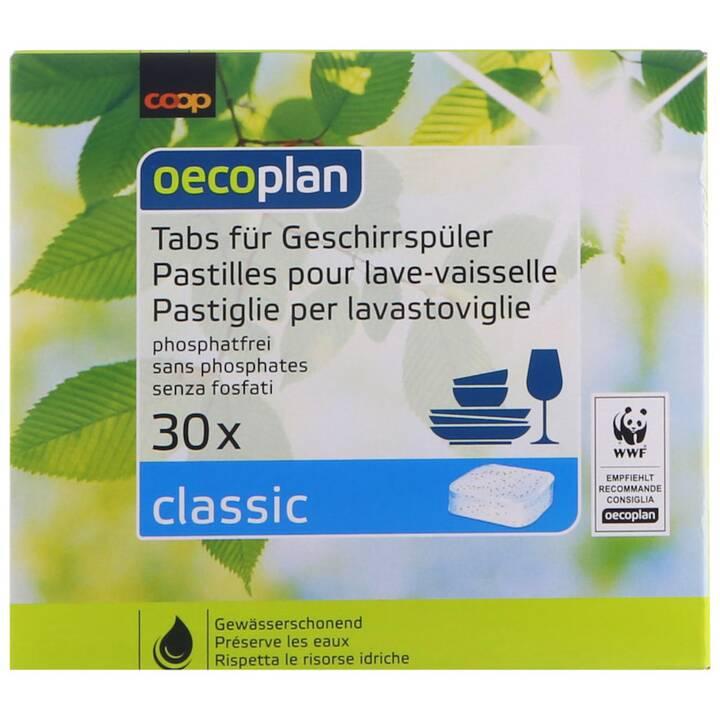 OECOPLAN Détergents pour lave-vaisselle Classic (30 pièce, Tabs)