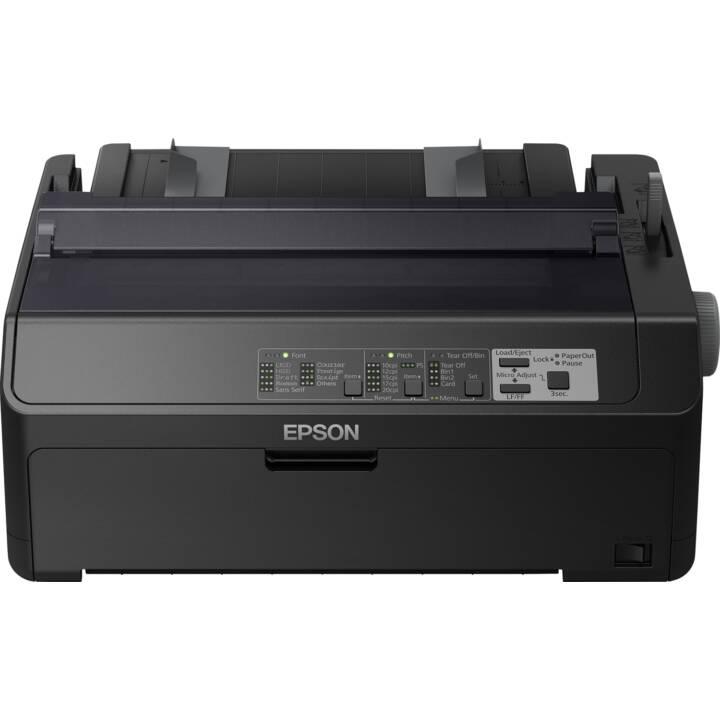 EPSON LQ-590II (24 pin, 360 x 180 dpi)