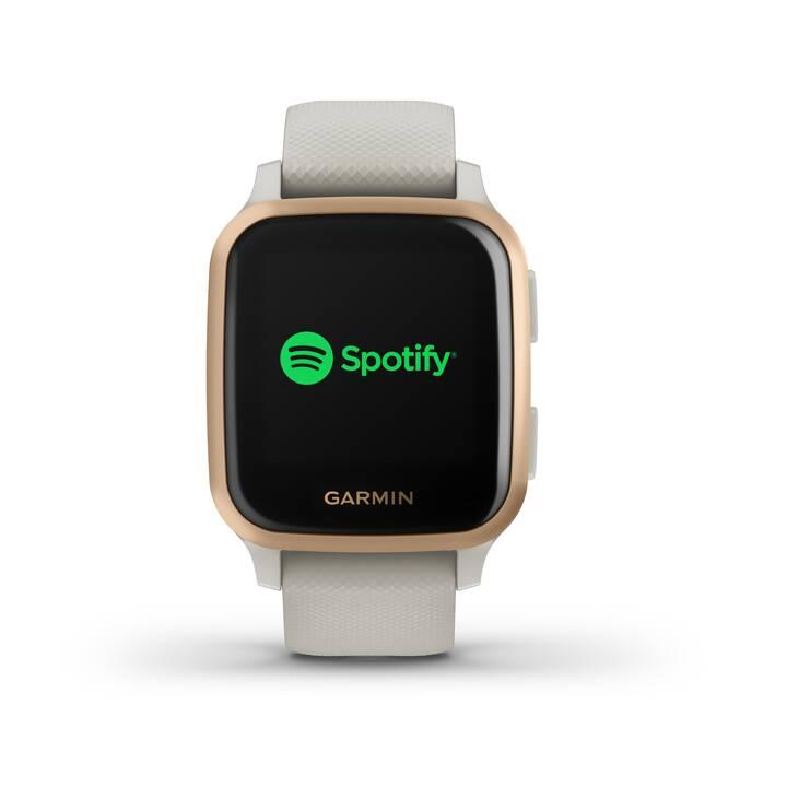 GARMIN Venu Sq Music (Taglia unica, Plastica, Silicone, GLONASS, GPS)