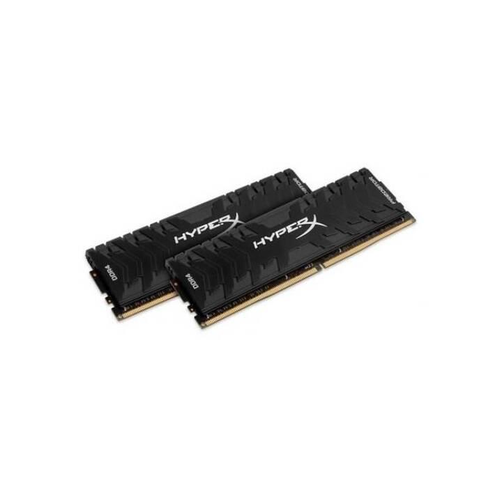 KINGSTON TECHNOLOGY HyperX FURY (2 x 16 GB, DDR4-3600, DIMM 288-Pin)