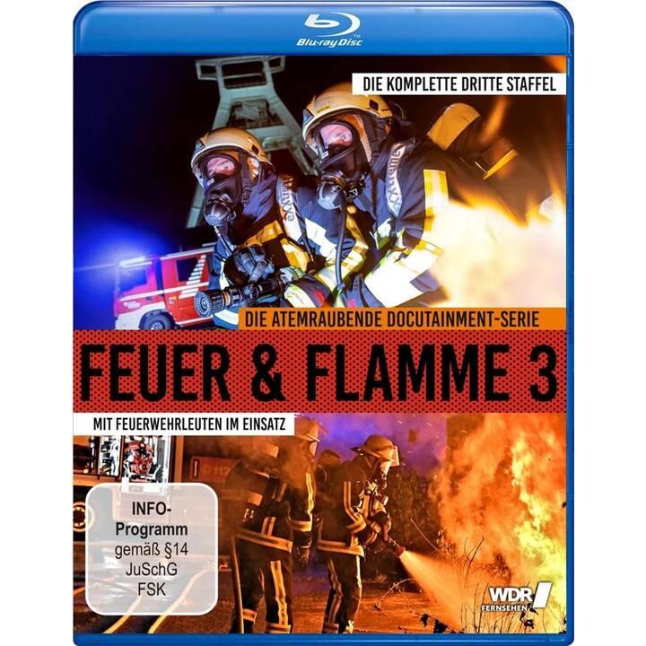 Feuer und Flamme - Mit Feuerwehrmännern  Saison 3 (DE)