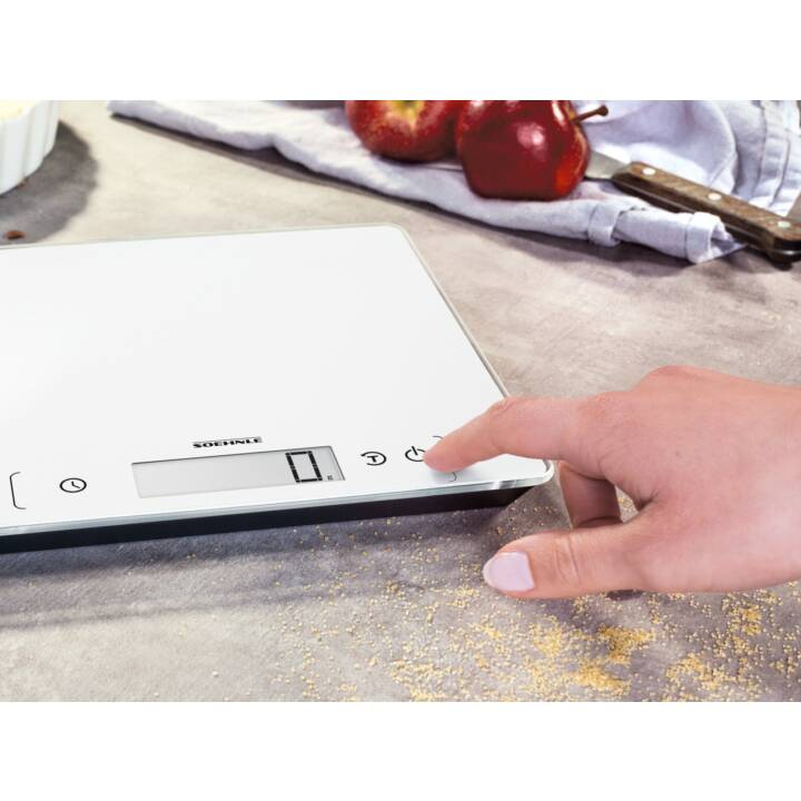 SOEHNLE Küchenwaage Page Comfort 400