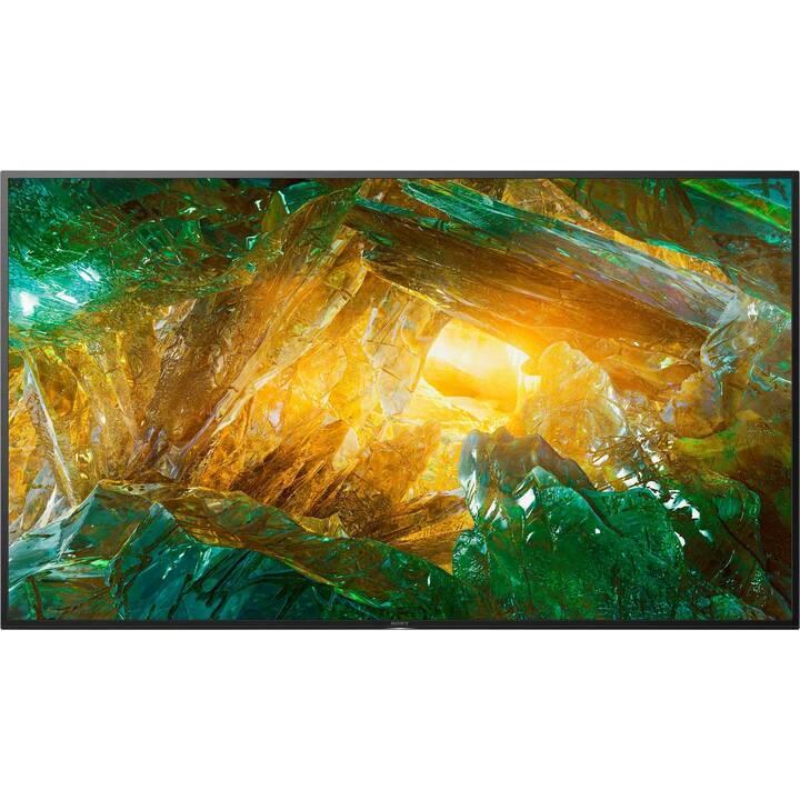 """SONY KD75XH8096 Smart TV (75"""", LCD, Ultra HD - 4K)"""
