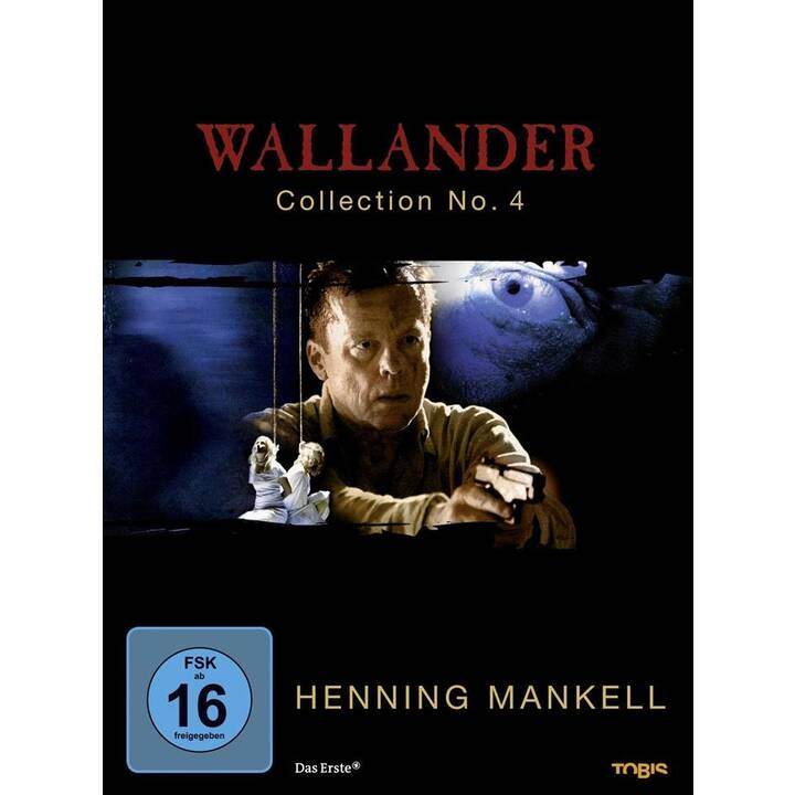 Wallander - Collection 4 (DE, SV)