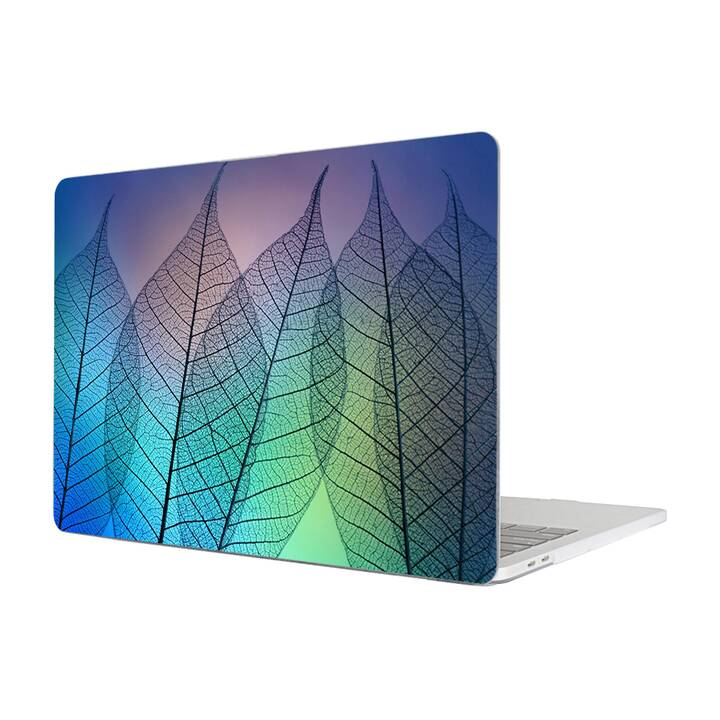 "EG MTT Cover per Macbook Pro 13"" Touchbar (2016-2018) - Foglie"