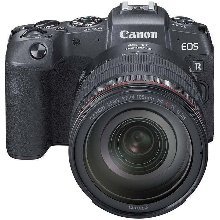 CANON EOS RP + RF 24-105mm f/4L IS USM + EF-EOS R Adapter Kit (26.2 MP)
