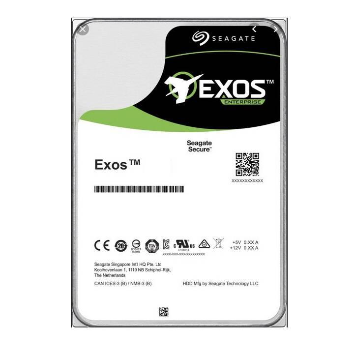 SEAGATE Exos (SATA-III, 16000 GB)