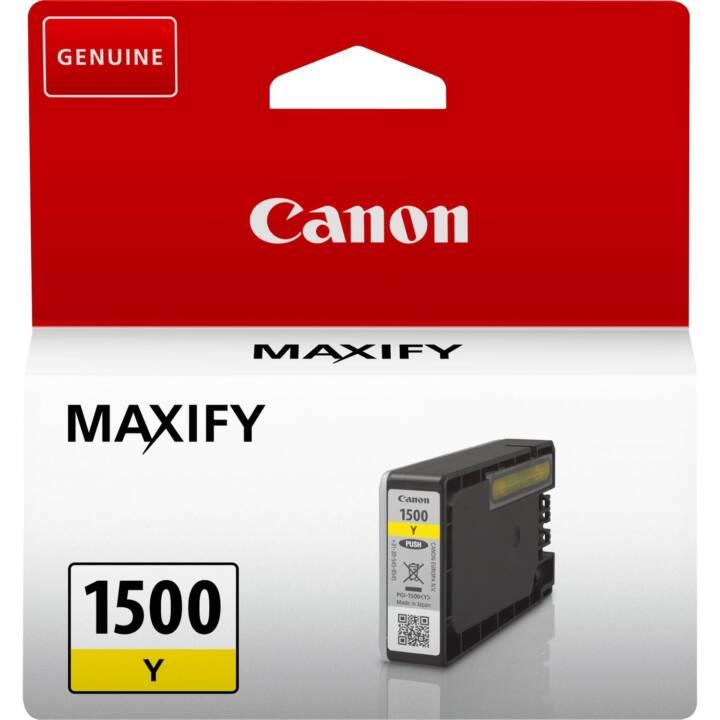 CANON PGI-1500 Y