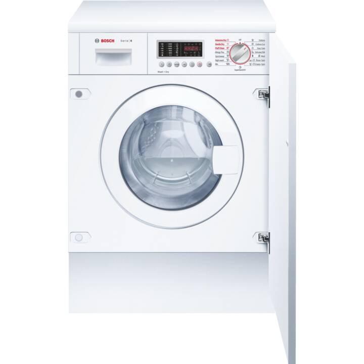 BOSCH Lave-linge séchants WKD28541EU 4 kg
