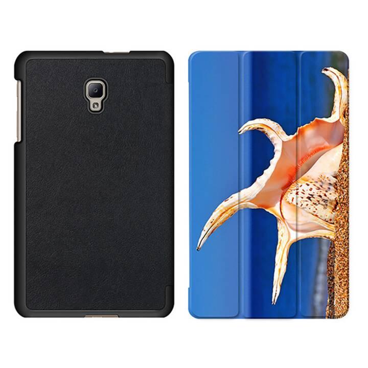 """EG MTT Sacoche à comprimés avec housse pliable Smart pour Samsung Galaxy Tab A 8"""" (2017) Tablet - Beach"""
