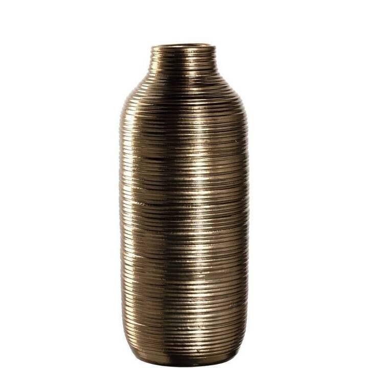 LEONARDO Vaso (50 cm x 20 cm, Bronzo)